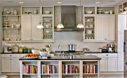 厨房热水器装修效果图 安装厨房热水器的方法