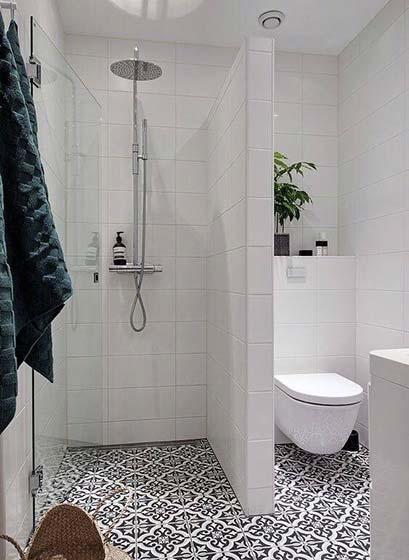 小户型浴室参考图片