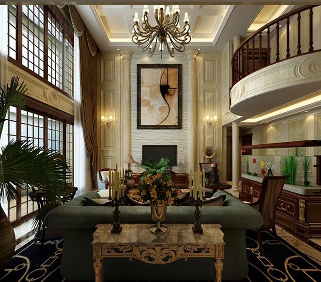 美式别墅风格-大咖秀