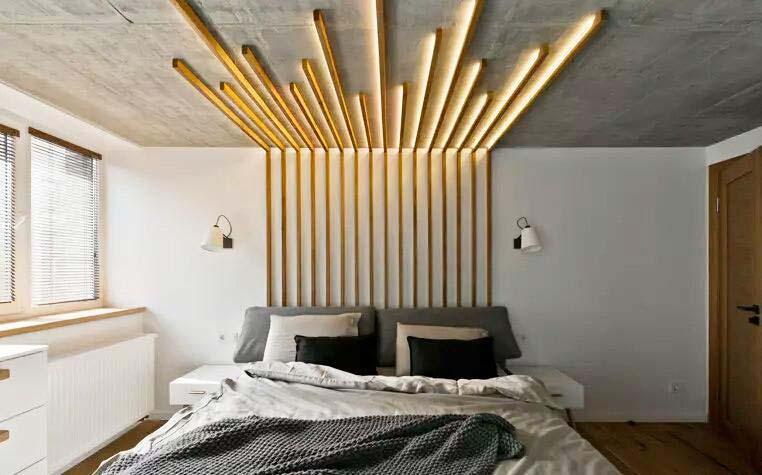 室内创意吊顶装饰造型图