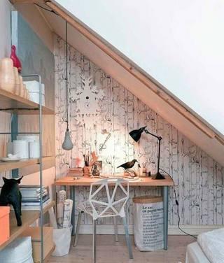 进步的阶梯  10款小户型书房设计图2/10