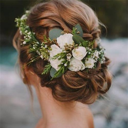 新娘发型图片2017款 哪种发型是你比较欣赏的呢图片