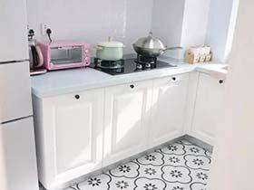 动感美食基地  10款厨房地砖装修图片