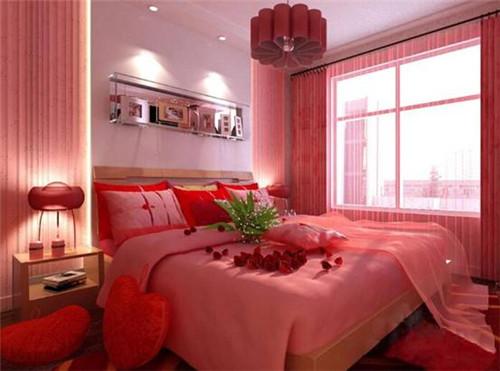 新房布置图片欣赏 教你装饰出个性结婚新房