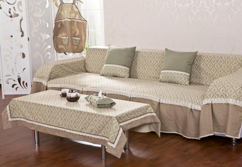 沙发布套材质有哪些 沙发布套制作方法