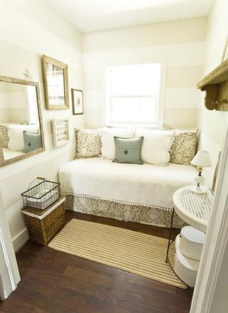 北欧风卧室装修平面图
