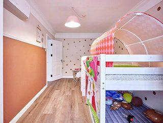 北欧风两室两厅儿童房参考图