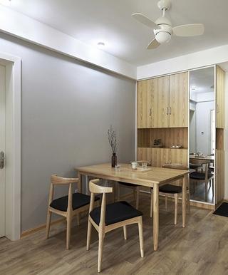 90平日式风格两居室装修 空间设计断舍离4/11
