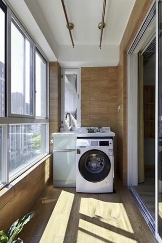 90平日式风格两居室装修 空间设计断舍离11/11