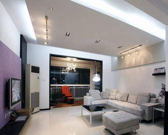 客厅梁装修效果图 打动大家的客厅梁精巧设计