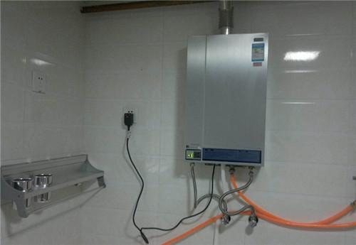 燃气热水器多少升合适 燃气热水器优点有哪些图片