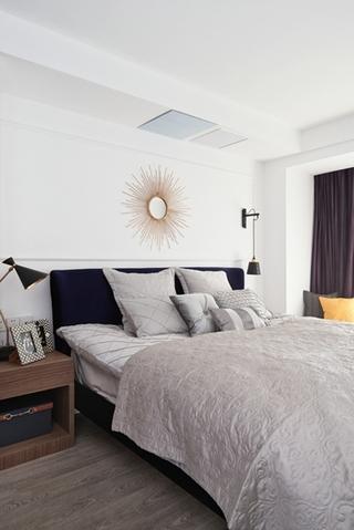80平小户型装修卧室效果图