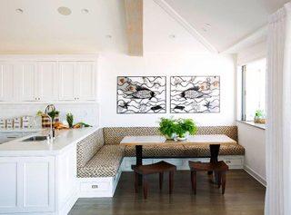 现代风厨房装修欣赏图