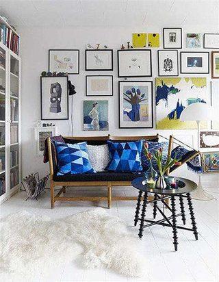 小客厅装修设计实景图
