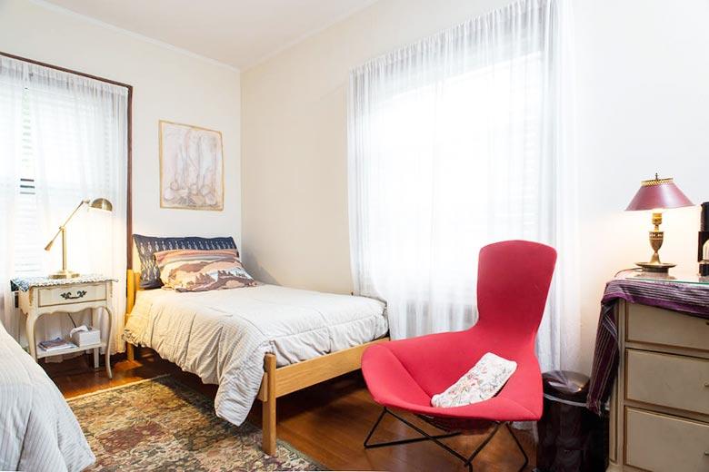 简约卧室设计平面图