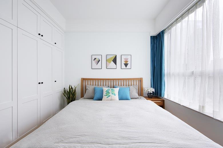 简约卧室设计装修图