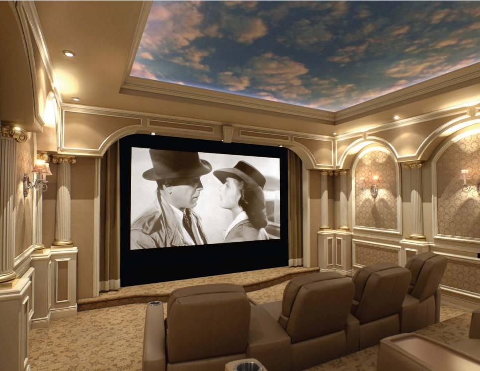 家庭影院装修案例 家庭影院装修设计需知