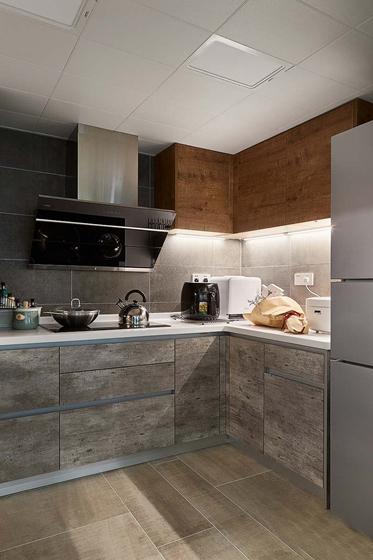 180平大户型装修厨房效果图