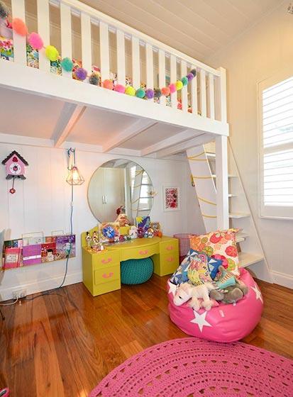 儿童房设计与装修图
