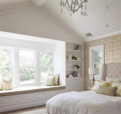 卧室飘窗设计方案 卧室飘窗设计要注意什么