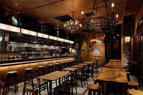 小酒吧设计风格 效果图