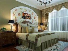 美式乡村卧室的特点 美式乡村卧室装修要注意什么