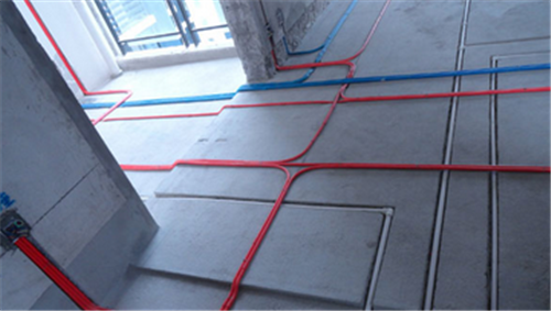 家装水电施工图 安装水电的规范内容解析图片