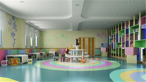 幼儿园教室装修设计 幼儿园装修后多久能入住