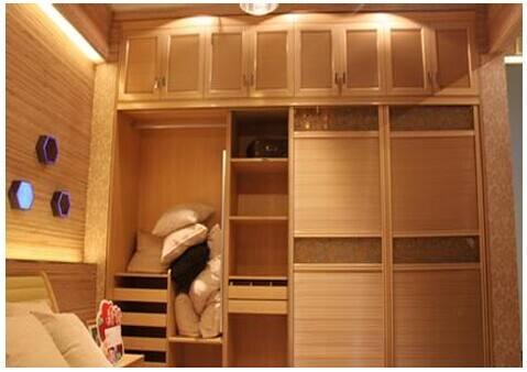 女生衣柜尺寸多大比较好?女生衣柜如何设计更实用!