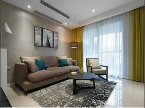 超有品味的公寓装修 88平的幸福空间