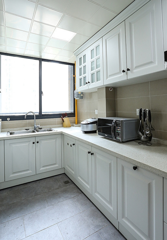 60平小户型装修厨房效果图