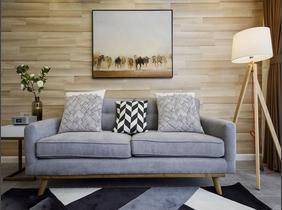 80平北欧风格装修 15万搞定两居室