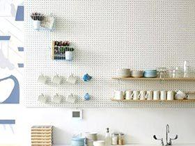 整洁最宜心   10款厨房收纳实景图