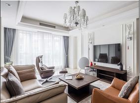 135平简约风格房子装修 惊艳设计舒适大气