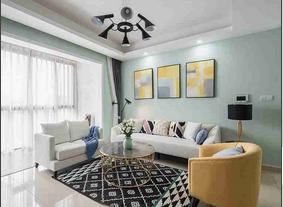 温润如玉的三居室装修 简约风格最美表现