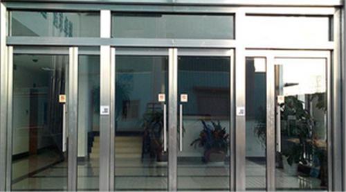 不锈钢玻璃门图片 如何选择不锈钢玻璃门