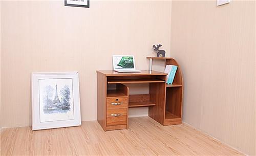 电脑柜的品牌有哪些 如何选购电脑书桌一体柜图片