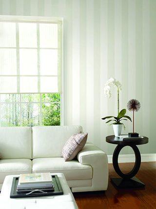 家装壁纸墙装饰平面图