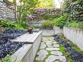 一起去看雷阵雨  10款花园装修实景图