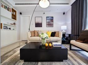 简约优雅三居室装修 处处透着精致