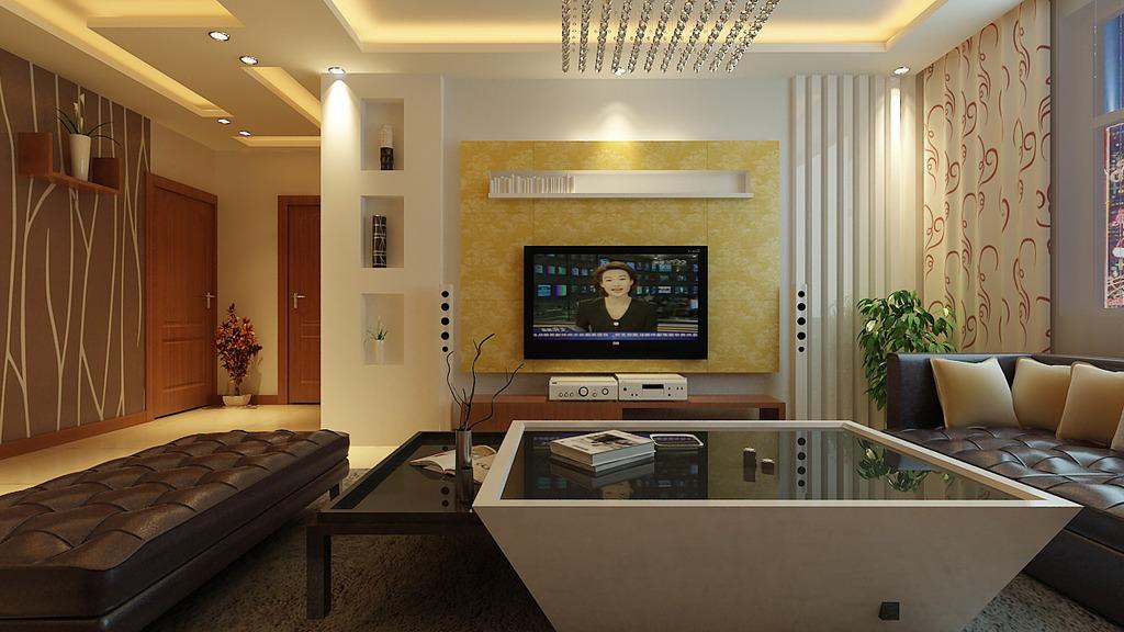 客厅影视墙装修设计 客厅影视墙装修注意事项