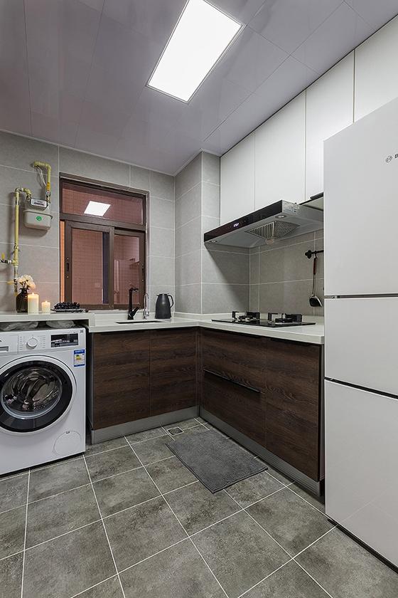 70平小户型装修厨房效果图