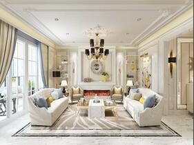 什么样的客厅装修会打动你?来看看这些!