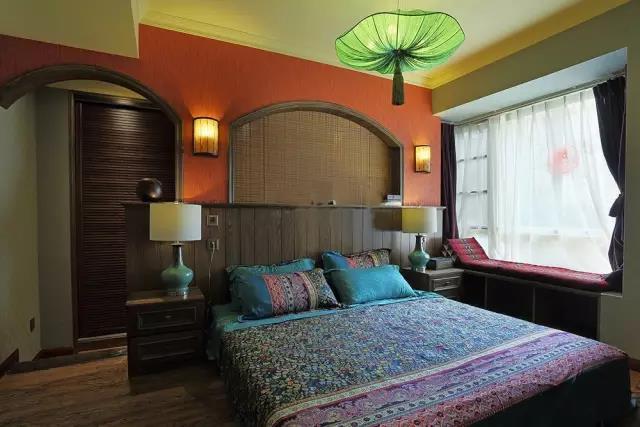 装饰房间图片 气质舒适卧室装修