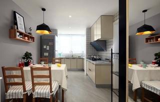 宜家风格公寓装修 让家从里到外精致起来7/10