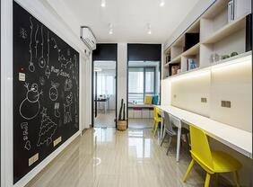 富有活力的办公室设计