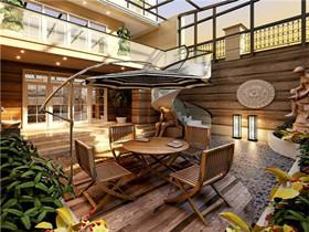 别墅设计与装修技巧  欧式别墅装修的设计要素