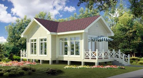 木结构房屋特点 木房屋给你带来田园生活