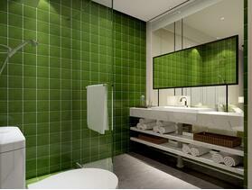 豪华的卫生间都是这样装修的