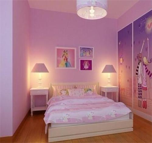 儿童房装修前面涂料如何选择?